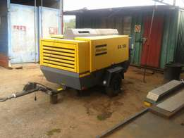 Industrial air compressor 400 cfm