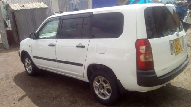 Toyota succeed 2008 model Nairobi CBD - image 5