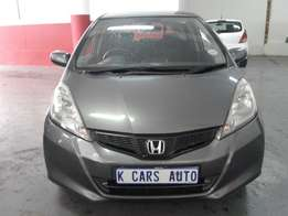 2012 Honda Jazz 1.3 VVI-Tec Automatic with 98000Km