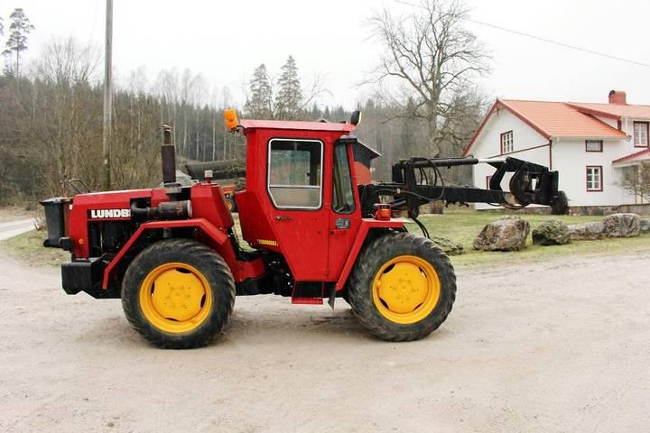 Lundberg 343- Im Planerskopa På Köpet & Fri Frakt - 1986