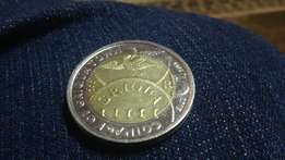 Coinage of griqua town