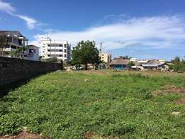 MIRAMAR PROPERTY SOLUTIONS..1/4 acre(0.0404) plot for sale in mtwapa