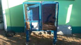 2 x Bird cage R600 for both