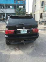 Neat BMW x5 (2002) for sale