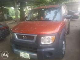 Few months used honda element buy n drive tincan cleared