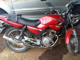 Yamaha- YBR125 model.KMCW very clean