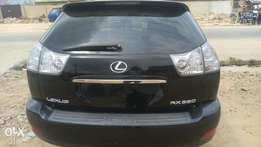 Lexus RX350 09 (Tokunbo) The car is buy and use, nothing to fix