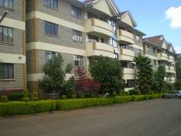 Lavington Beautiful Spacious Three Bedroom Apartment with SQ For Sale