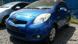 Very cleanToyota Vitz 2009 model 1.3L capacity,buy on hire-purchase !