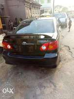Toyota corolla sport 2003 Tokunbo Accident free direct from USA,