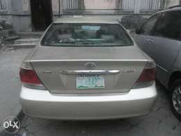 Registered Toyota Camry Big Daddy 2004 Model