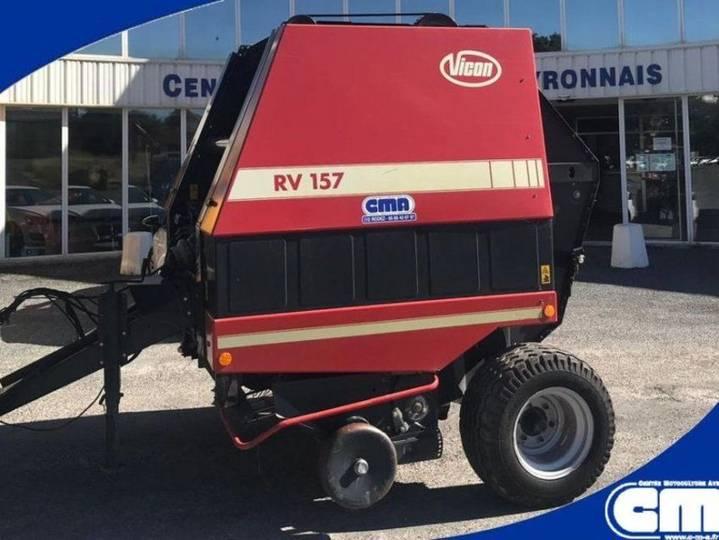 Vicon rv157 - 2005