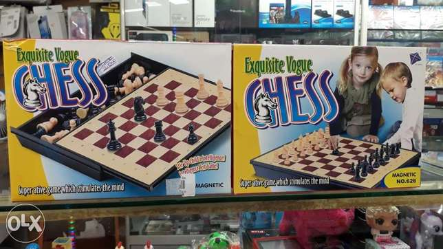 Magnetic chess for sale