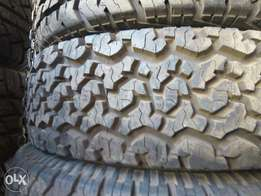 215/70/16 Maxxis tyres, 15500