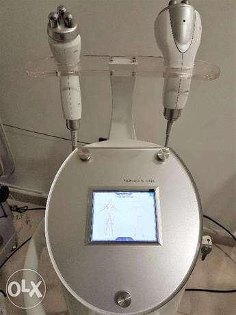 RF Radio Frequency Machine for Fat Reduction Skin Tightening+Cellulite