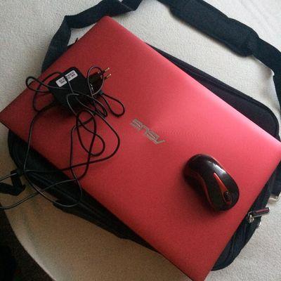 ccee3e57a7 Notebook Asus (červený) 15   - Počítače - 1806751