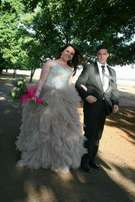 Matric or wedding dress worn once.