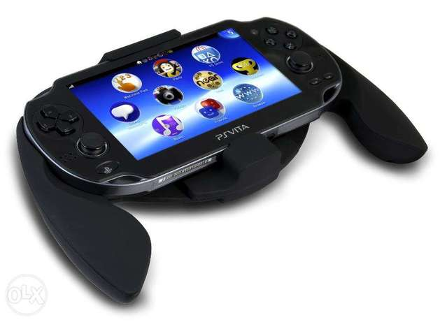 "PS Vita - Hand Grip ""only"" by -CTA Digital"