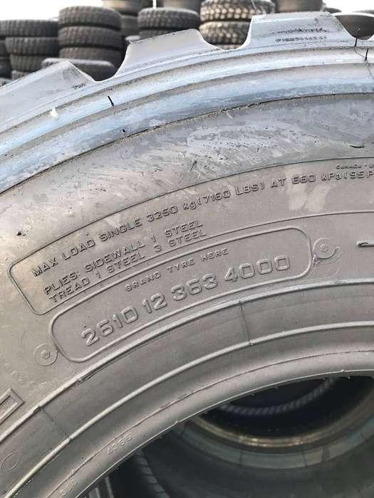 Pirelli 335/80r20 Ps22 - New - image 3
