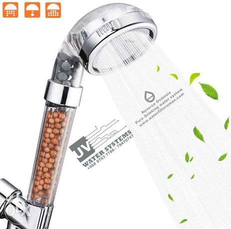 Shower Filter to protect skin & Hair