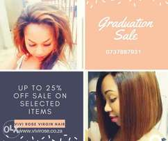 Brazilian hair Grade9A in Randburg and fourways Sameday delivery