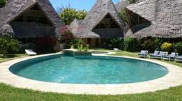 2 BR/2 Bath SilverSandBeach Condo Villa FOR SALE in MALINDI