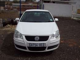 VW polo 1.6 Model 2005,5 Doors factory A/C And C/D Player