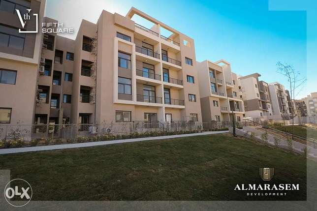 ِِApartment for sale in Fifth Square fully finished