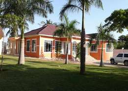 3 Bedrooms Unfurnished, House at Mbezi Beach