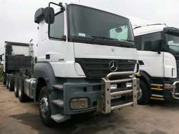 2008 Mercedes Benz Axor 33:40 for sale