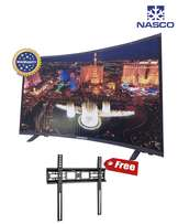 (Brand New) Nasco 55''Smart 4K Uhd Satellite TV