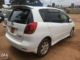 Toyota spacio new shape black interior for sale.