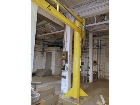 Sale lifting arm mini crane for  by auction