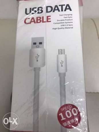 Fast charging USB data cables Nairobi CBD - image 2