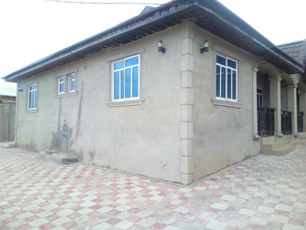 2 Bedroom at Agunbelewo new house #200k Osogbo - image 2