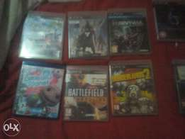 Ps3 games For Sale R100