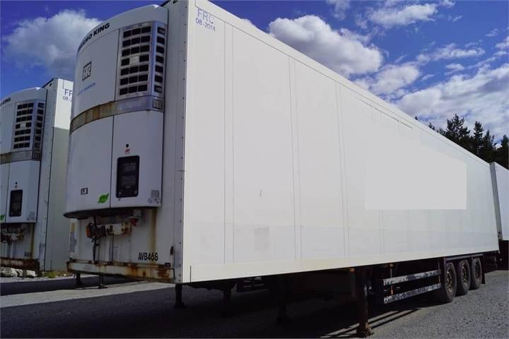 Schmitz Cargobull Thermotralle 2 Temp - 2008