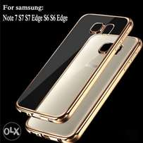 S7 S8 S8+ Noble Clear Hard Case