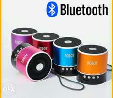 Robot portable Bluetooth speaker, Free delivery within Nairobi cbd.