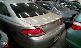 Super chilling Ac!! Toyota Solara 2002 model