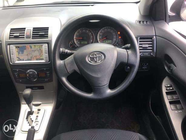 Toyota Fielder 2010 Foreign Used For Sale Asking Price 1,370,000/= Lavington - image 4
