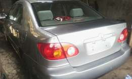 Cheap toks Toyota corolla 2004 model