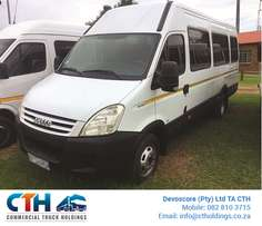 2008 Iveco 50C15 Daily 22 Seater Bus