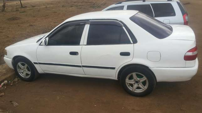 Am urgently selling my clean toyota 110 Ruiru - image 8