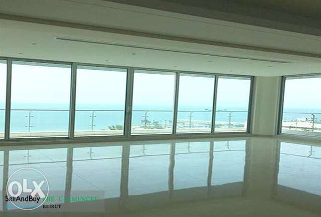 rawcheh: 1st line apartment 650m for sale