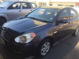 Hi I'm selling my Hyundai accent in very good condition, 1 lady owner