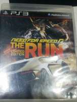 NFS The Run (Limited Edition)