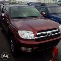 Toyota 4Runner, 2005, LIMITED, Very OK