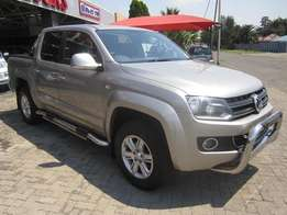 Vw Amarok 2.0bitdi double cab highline 4motion