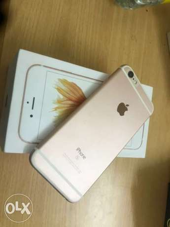 iPhone 6s 64 gb with box and all accessories original